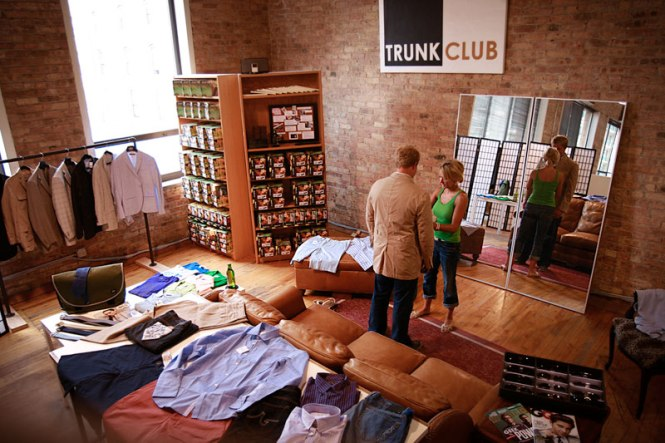 Trunk-Club fitting