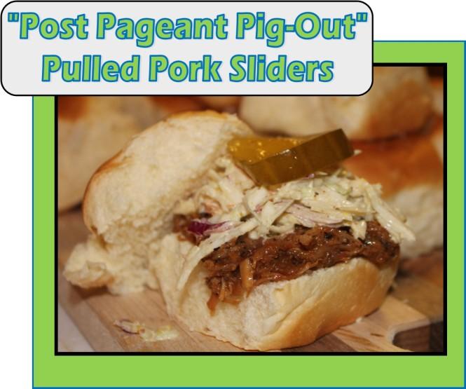 Pulled Pork Sliders Photo