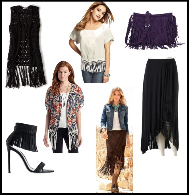 fringe pieces