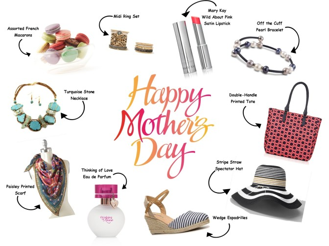 Mothers Day Gift Items